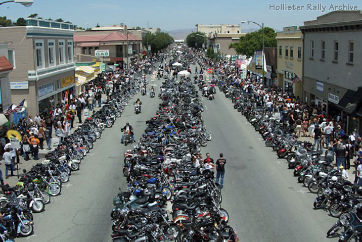 Hollister Rally