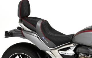 Rocket III Dual Touring saddle