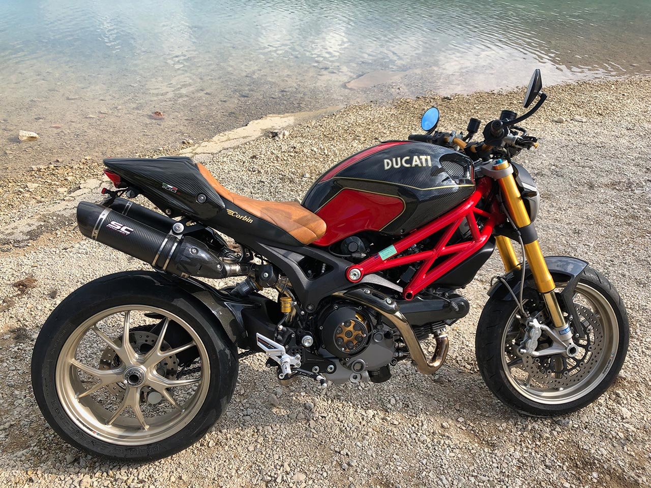 2009 Ducati 1100S