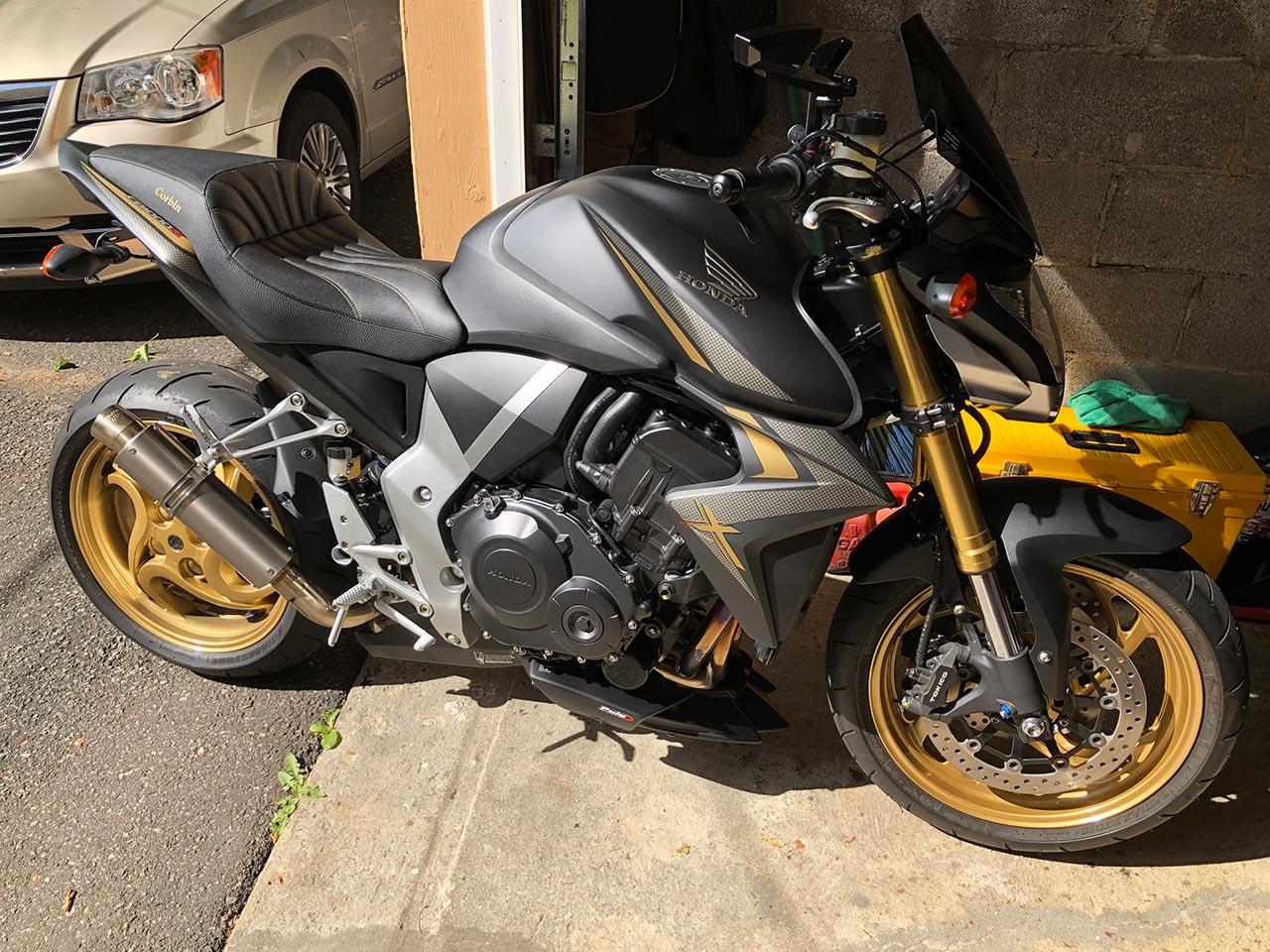 2014 Honda CB 1000R
