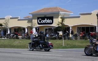 Corbin's Florida Showroom