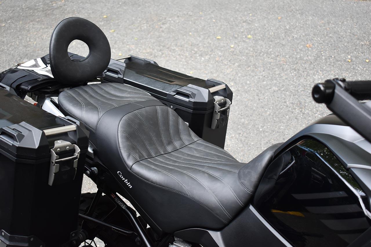 2018 Suzuki Vstrom 1000 XT