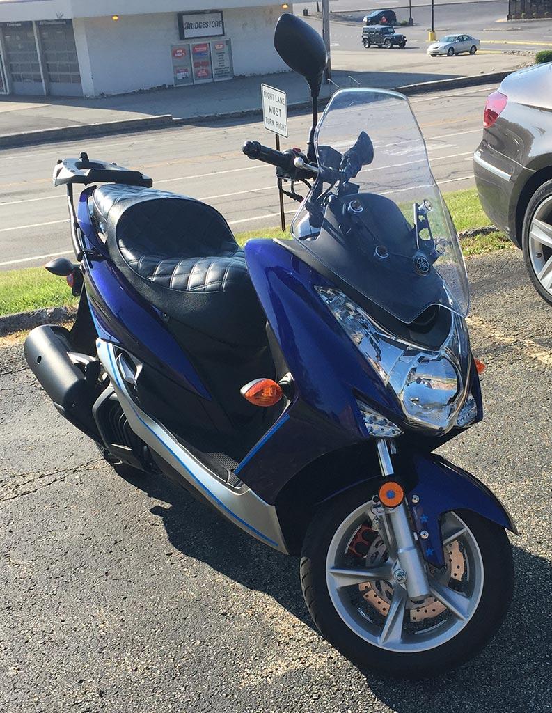 2015 Yamaha S Max