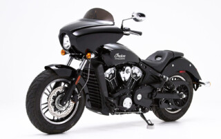 Indian Scout Fairing
