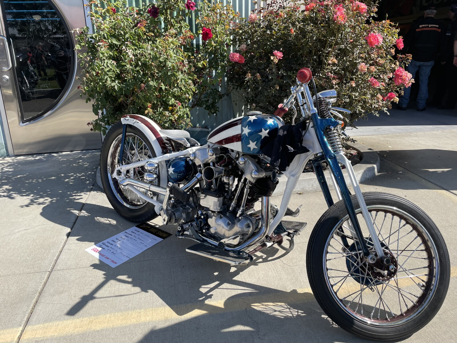 Independence Day Bike Show