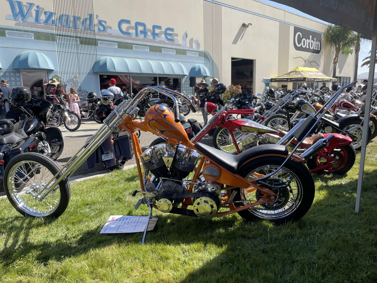 Bike Show Chopper