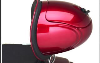 Backrest Glovebox