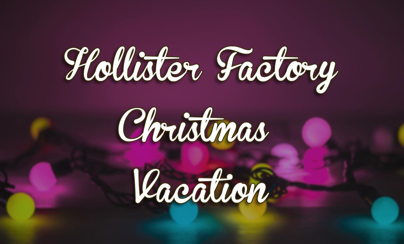 Hollister Christmas