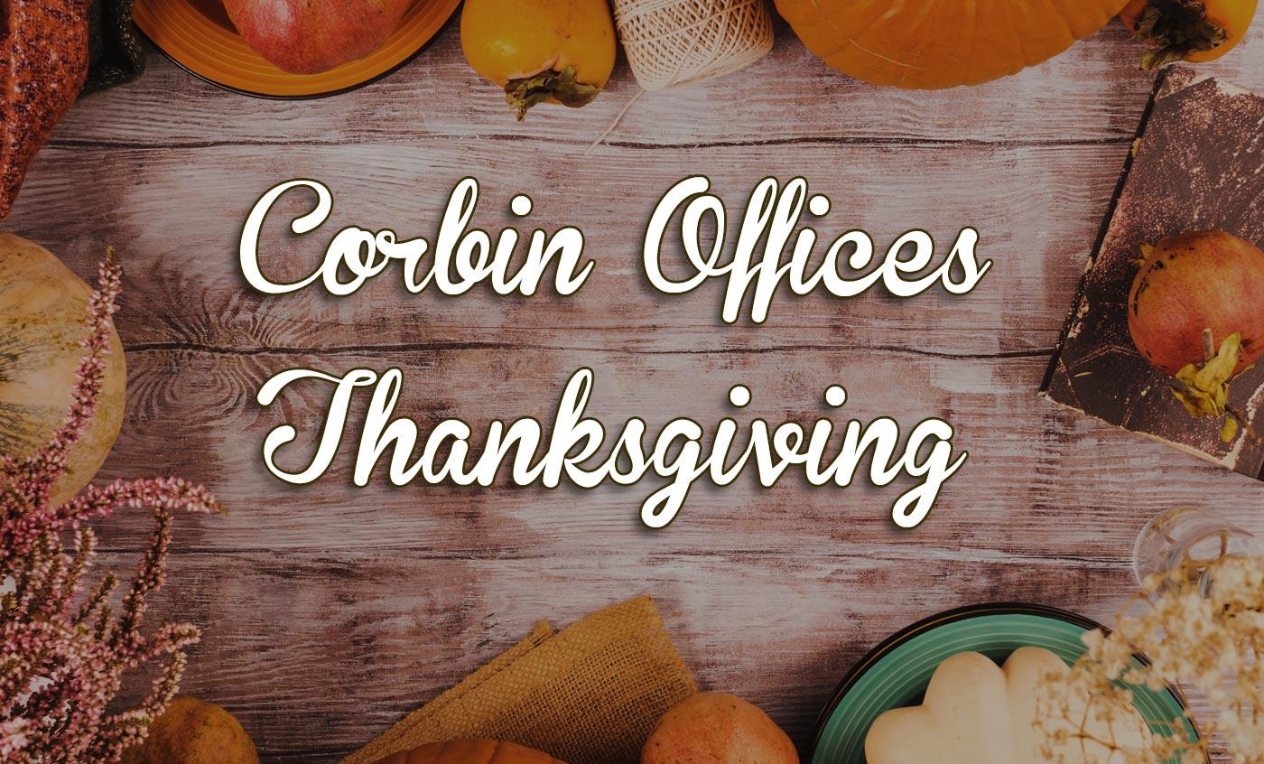 Thanksgiving office